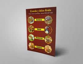 Nro 58 kilpailuun Design a Flyer (Food Menu) käyttäjältä Fariaakter01