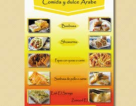 #15 for Design a Flyer (Food Menu) by Graphicali07