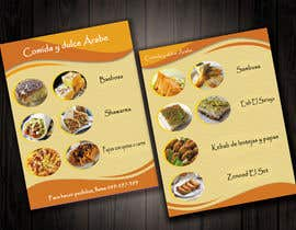 #49 for Design a Flyer (Food Menu) by Graphicali07