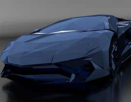 #10 for Design a low poly 3D model of car by OctagonStudio