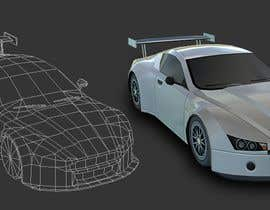 #11 for Design a low poly 3D model of car by faridhasan76