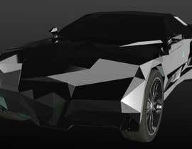 #15 for Design a low poly 3D model of car by dhante