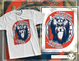#1 for Design 3 T-Shirts in Retro / Vintage Style for Screen Printing by adingph