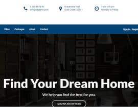 #3 para Redesign A Real Estate Website And Set Up Advanced SEO por whitebeast
