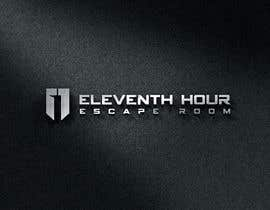 #410 for Design a logo for Eleventh Hour Escape Rooms by Curp