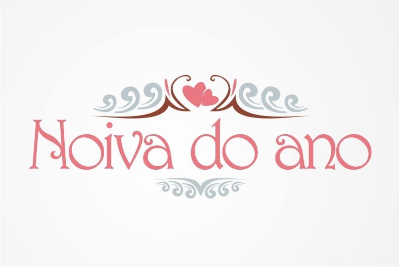 Contest Entry #181 for Logo Design for Noiva do ano (Bride of the year)