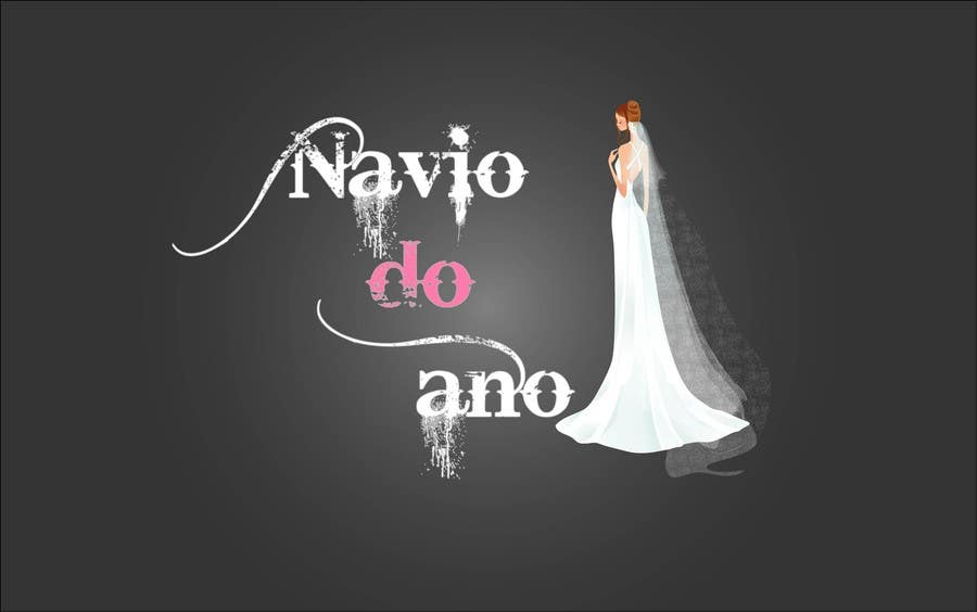 Contest Entry #208 for Logo Design for Noiva do ano (Bride of the year)