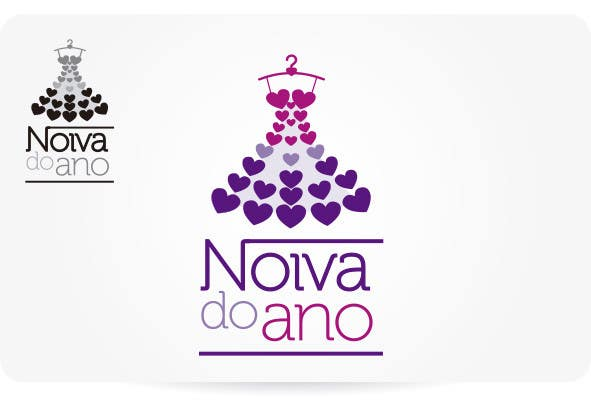 #69 for Logo Design for Noiva do ano (Bride of the year) by adrianillas
