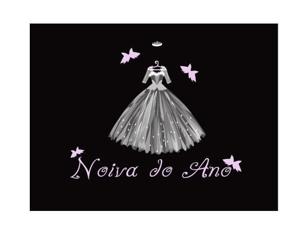 Contest Entry #                                        119                                      for                                         Logo Design for Noiva do ano (Bride of the year)