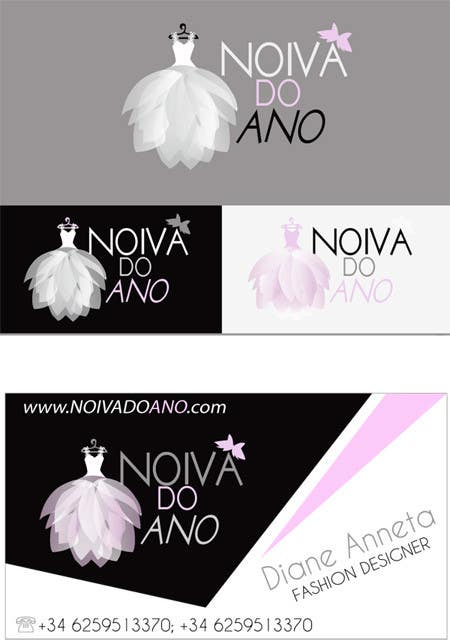 #185 for Logo Design for Noiva do ano (Bride of the year) by idartwork26