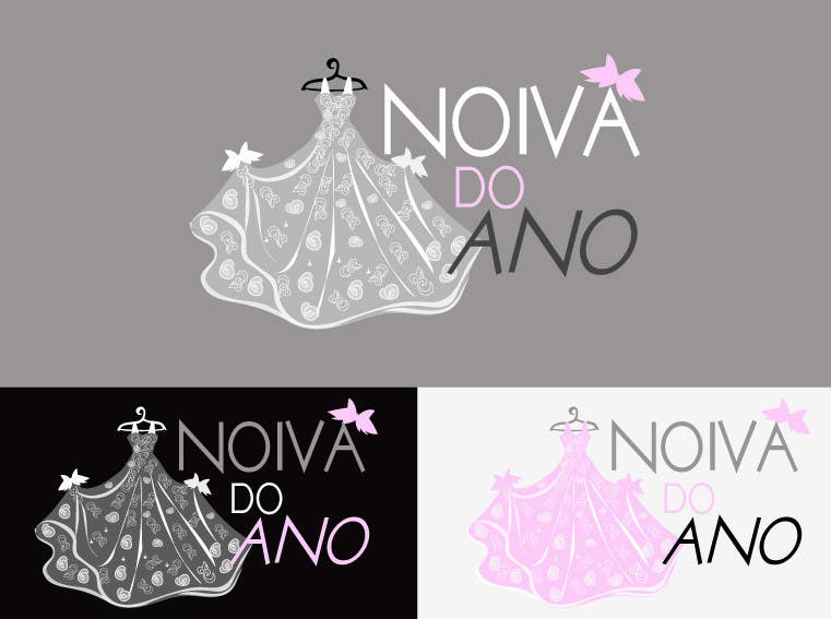 #138 for Logo Design for Noiva do ano (Bride of the year) by idartwork26