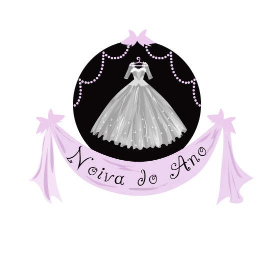 Contest Entry #                                        112                                      for                                         Logo Design for Noiva do ano (Bride of the year)