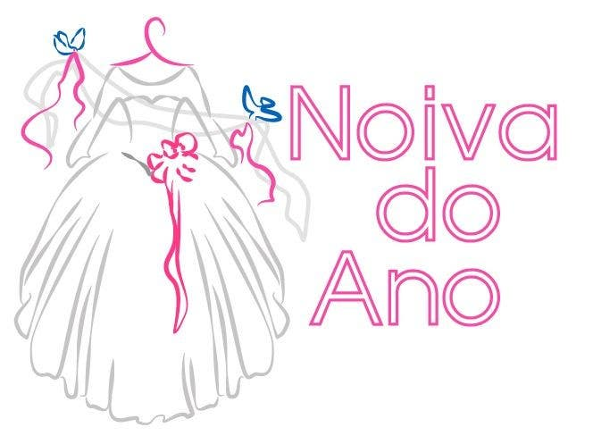 Contest Entry #127 for Logo Design for Noiva do ano (Bride of the year)