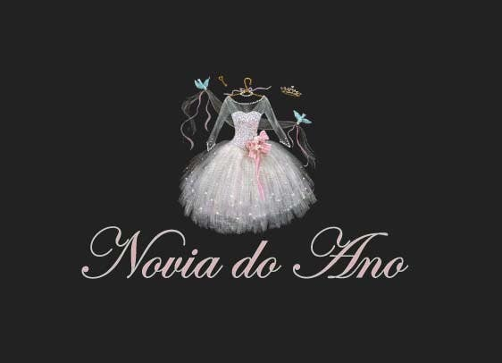 Конкурсная заявка №94 для Logo Design for Noiva do ano (Bride of the year)