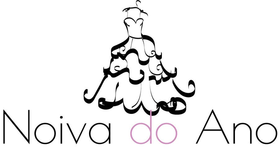 #11 for Logo Design for Noiva do ano (Bride of the year) by FictionChick