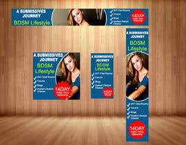 #8 for Design / Create  a set of four (4) Banner Ad type images af nguruzzdng