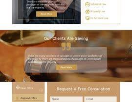 #18 , Insurance Law Firm website 来自 agnitiosoftware