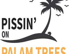"#8 for Create ""Pissin' on Palm Trees"" Dog Shirt design by Graphicworldbd"