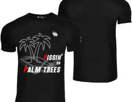 "#9 for Create ""Pissin' on Palm Trees"" Dog Shirt design by karimelsayed155"