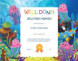 sumonthemaster tarafından Children's illustrated certificates için no 35