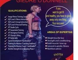 #32 cho Fitness Trainer Poster bởi waqas869681