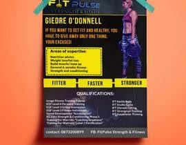 #34 cho Fitness Trainer Poster bởi TohaAshrak