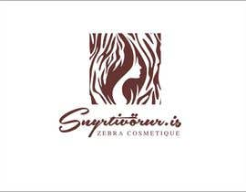 #147 untuk Logo Design for Snyrtivorur.is (and Zebra Cosmetique) oleh ketDesign