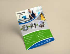 nirbhaytripathi8 tarafından Design a Flyer for a professional cleaning company için no 5