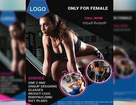 nº 11 pour Design a Flyer for a Personal Trainer par ahaddipu
