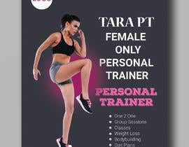 nº 17 pour Design a Flyer for a Personal Trainer par mdtafsirkhan75
