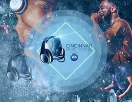 #77 cho Cincinnati Music Festival Backdrop bởi rezzakent