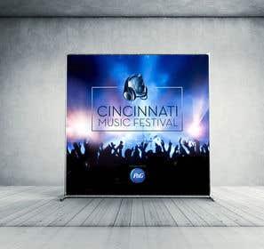 İzleyenin görüntüsü                             Cincinnati Music Festival Backdr...