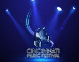 #118 cho Cincinnati Music Festival Backdrop bởi Andymich25