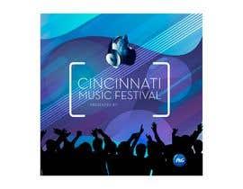 #111 cho Cincinnati Music Festival Backdrop bởi lida66