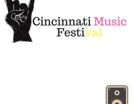 #120 cho Cincinnati Music Festival Backdrop bởi niloy23