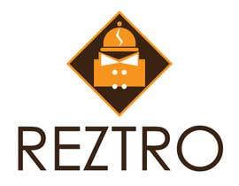 """#57 cho Design a Logo for Restaurant App """"reztro"""" bởi natzsui"""