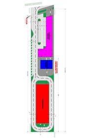 Billede af                             Basic Site Plan Layout for a 2.5...
