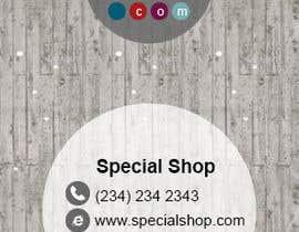marisha88 tarafından Design a business card for a business için no 4
