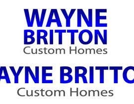 #89 for Logo for custom home builder by IgeS