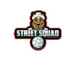 #5 , Brand 'Street Squad' Slogan 'South African By Birth. Street Game For Life.' Purpose: Street Soccer Events/Entertainment I would like Logo to be an illustration/graphic of a creative german sheppard face. Other ideas are welcome. 来自 PsDesignStudio