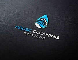 #307 para Logo design for house cleaning services por asik01711