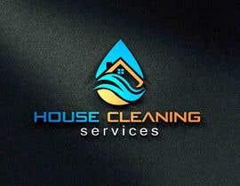 #310 para Logo design for house cleaning services por asik01711