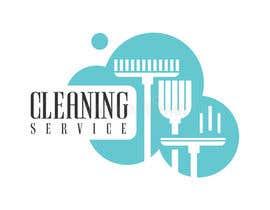 #316 para Logo design for house cleaning services por mksa96