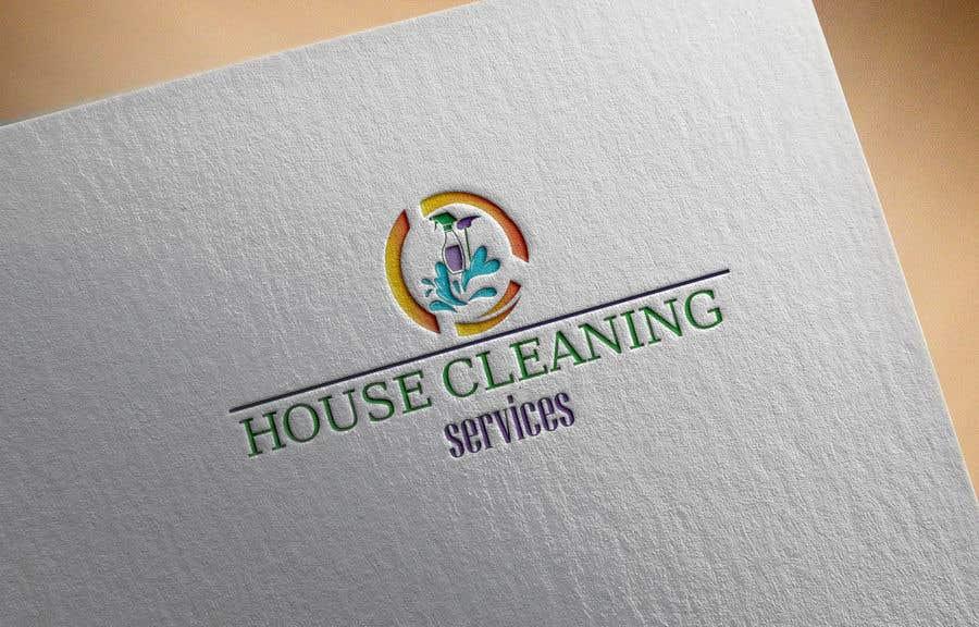 Inscrição nº 308 do Concurso para Logo design for house cleaning services
