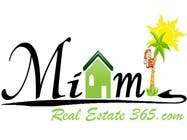 Logo Design for Miami Real Estate Website için 227 numaralı Graphic Design Yarışma Girdisi
