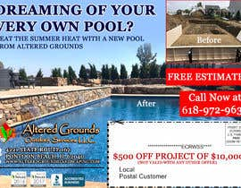 #14 for Design an advertisement for pool business 2 by ketawyb