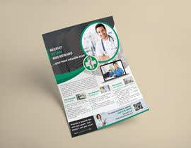 #12 for Physician Flyer by nirbhaytripathi8