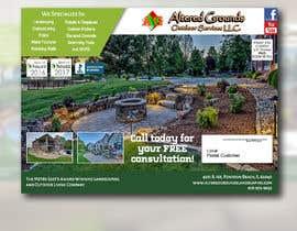 Nro 21 kilpailuun Design a print ad for landscape business 2 käyttäjältä jasonprince345