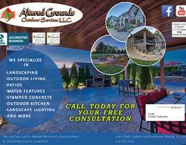 Nro 13 kilpailuun Design a print ad for landscape business 2 käyttäjältä ahsan300shaikh