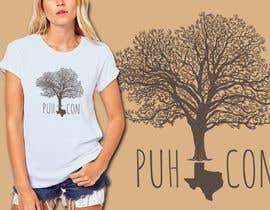 #125 untuk Texas Company T-Shirt Design of Pecan Tree oleh krisamando